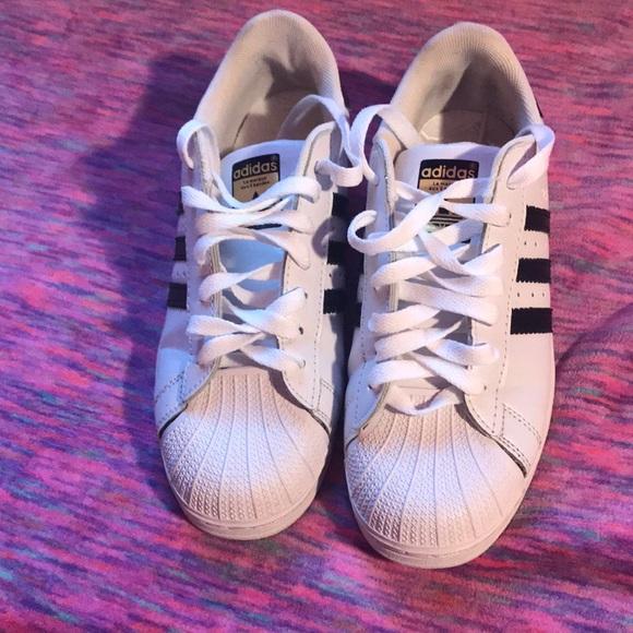 Adidas zapatos Shell Top 75 excelente estado poshmark